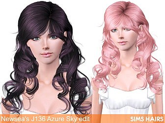 Newsea-J136-Azure-Sky-hairstyle-retexture-by-Sims-Hairs-1