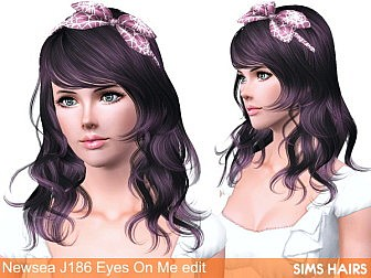 Newsea-J186-Eyes-on-Me-hairstyle-retextured-by-Sims-Hairs-1