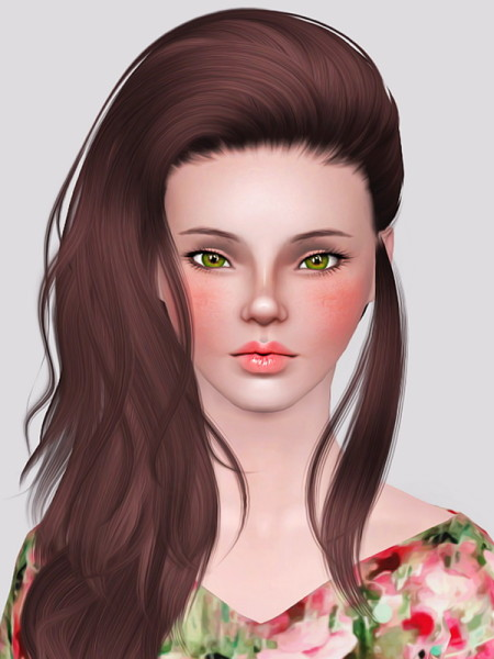 Nightcrawler`s 23 hairstyle retextured by Neiuro for Sims 3