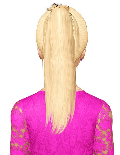 Skysims 217 hairstyle retextured by Pocket for Sims 3