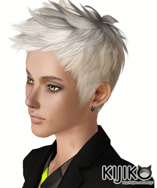 Boyish Hairstyle For Girls And Girlish Hairstyle For Boys