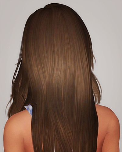Skysims 229 hairstyle retextured by Liahx for Sims 3