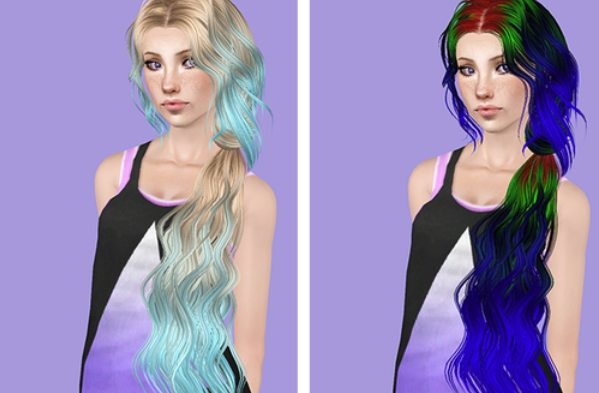 Momo Skysims 60 and 63 Mashup by Plumb Bombs for Sims 3