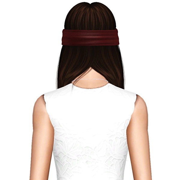 Nightcrawler`s hairstyle 24 retextured by July Kapo for Sims 3