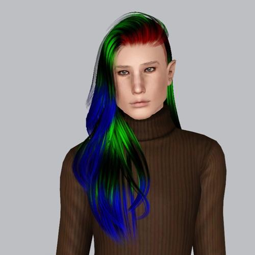 Fantastic Raonjena 36 Side Cut Hairstyle Retextured By Plumb Bombs Sims 3 Short Hairstyles Gunalazisus