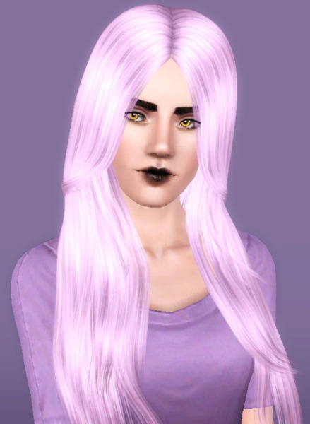 Sims2fanbg hairstyle 20 retextured by Forever And Always for Sims 3