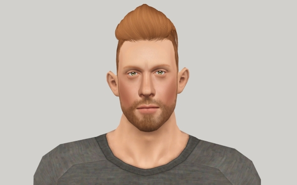 Newsea Macho Retextured by Fanaskher for Sims 3