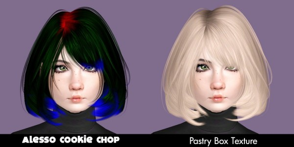 Alesso`s Cookie chop by Plumb Bombs for Sims 3