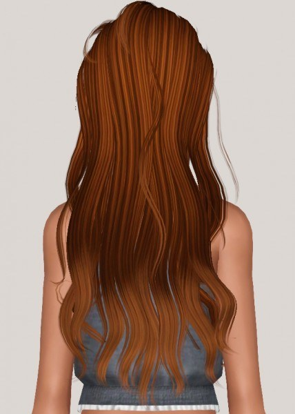 Delta Paradise hairstyle retextured by Someone take photoshop away from me for Sims 3