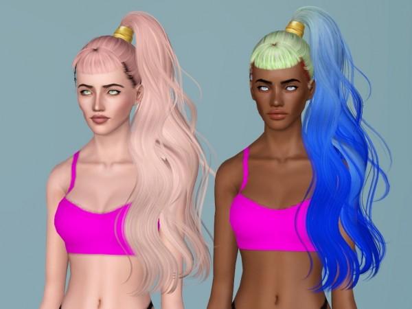 Hair Retexture Dump by Electra Heart Sims for Sims 3