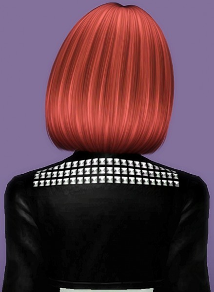 Nightcrawler27 hairstyle retextured by Forever And Always for Sims 3