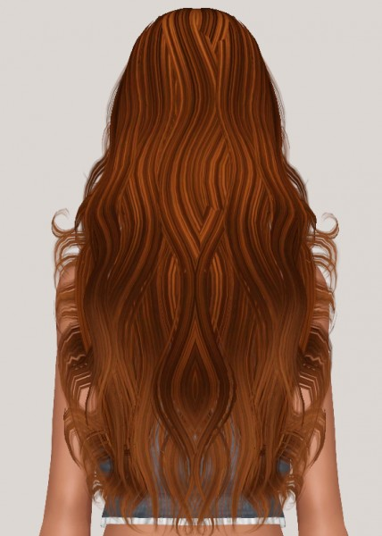 Delta`s hairstyle retextured by Someone take photoshop away from me for Sims 3