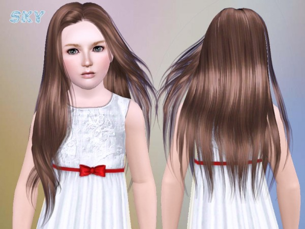 Hairstyle 251 by Skysims by The Sims Resource for Sims 3