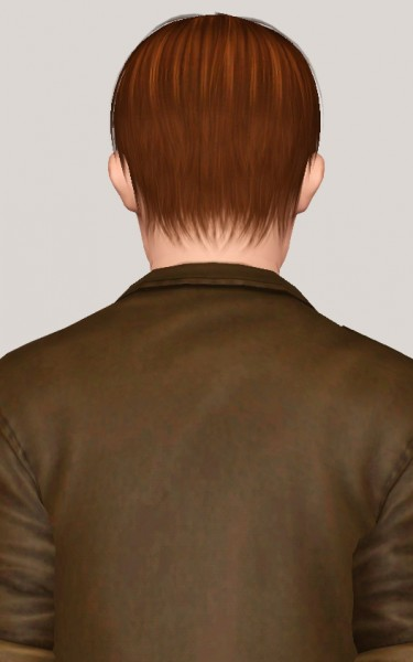 Cazy`s Joey hairstyle retextured by Someone take photoshop away from me for Sims 3