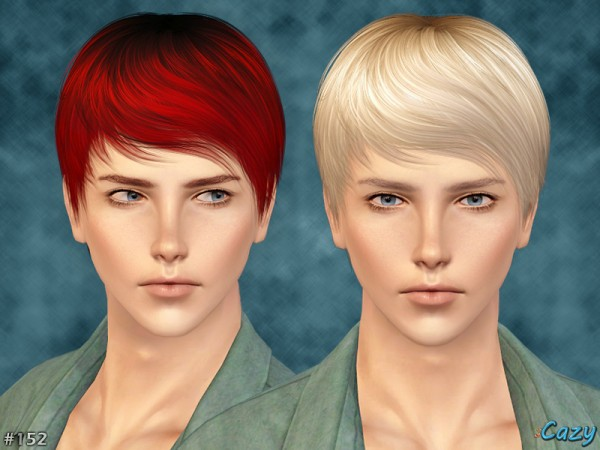 Joey Hairstyle by Cazy by The Sims Resource for Sims 3