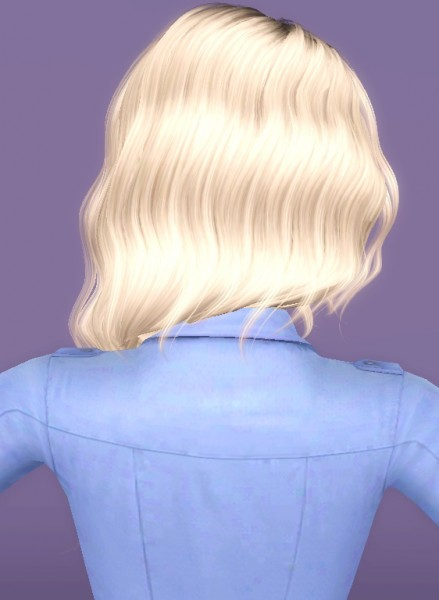 Sintiklia`s Marmelade hairstyle retextured by Forever And Always for Sims 3