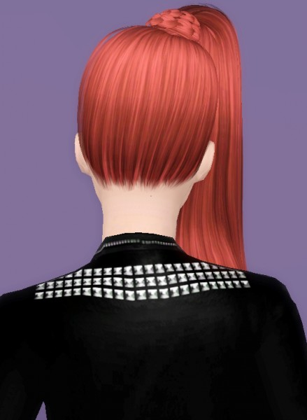 Sintiklia`s Katy hairstyle retextured by Forever And Always for Sims 3