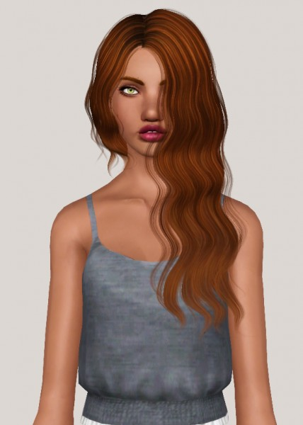 Sintiklia`s Marmelade hairstyle retextured by Someone take photoshop away from me for Sims 3