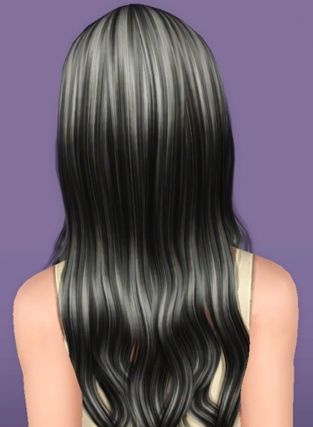 Cazy`s 109 hairstyle retextured by Forever And Always for Sims 3