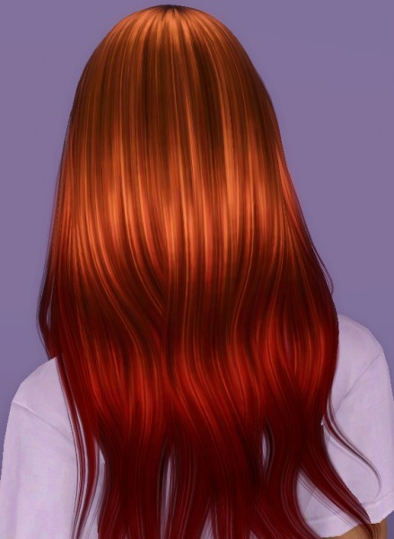 Alesso`s Quantum hairstyle retextured by Forever And Always for Sims 3
