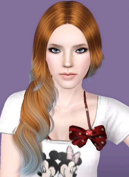 Cazy`s Danity hairstyle retextured by Forever And Always for Sims 3