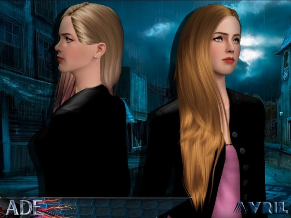 02 A Avril by Ade Darma by The Sims Resource for Sims 3