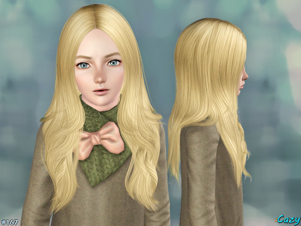 Denial Hairstyle   Child by Cazy by The Sims Resource for Sims 3