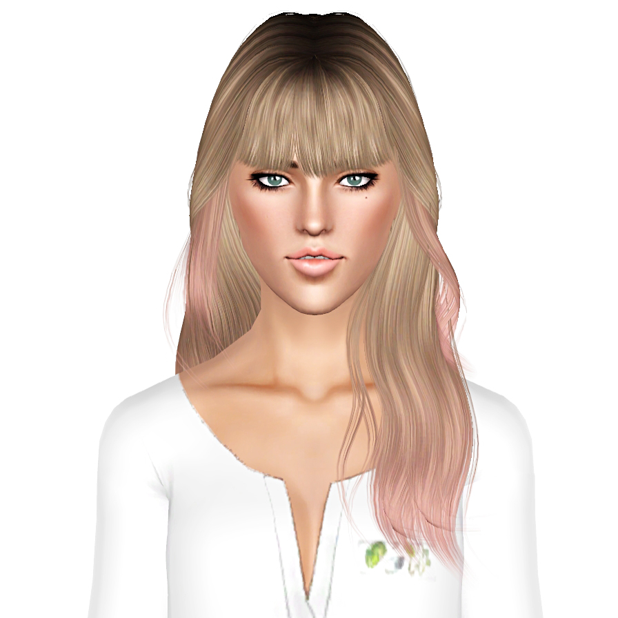 soccer hairstyles for girls : Ade Darma Swift hairstyle retextured by July Kapo - Sims 3 Hairs