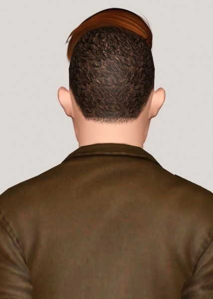 Stealthic Obscura hairstyle Retextured by Someone take photoshop away from me for Sims 3