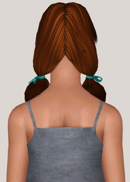 Flirty pint sized pigtails by Someone take photoshop away from me for Sims 3