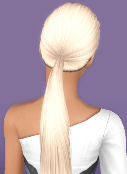 Alesso`s Rocket hairstyle retextured by Forever And Always for Sims 3