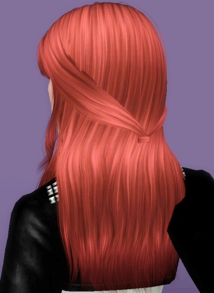 Ade Darma 01 Swift hairstyle retextured by Forever And Always for Sims 3