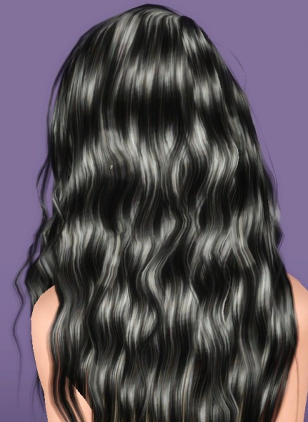 Stealthic Sleepwalking hairstyle retextured by Forever And Always for Sims 3