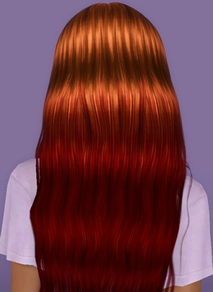 Nightcrawler Timber hairstyle retextured by Forever And Always for Sims 3