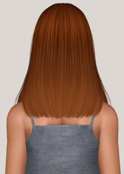 Sintiklia`s Minaj hairstyle retextured by Someone take photoshop away from me for Sims 3