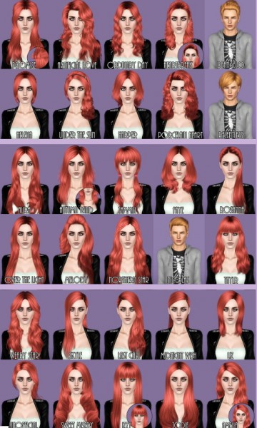Cazy retexture dump by Forever And Always for Sims 3