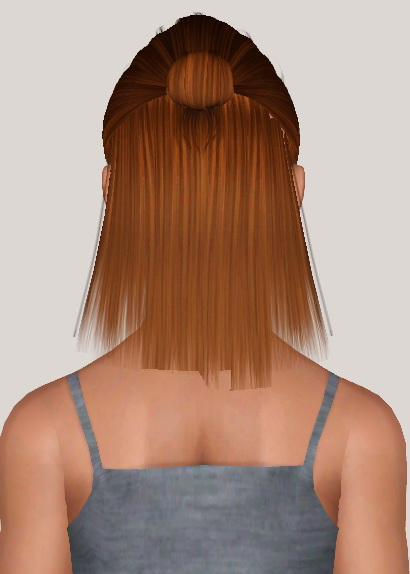 Delta Blohm edit hairstyle by Someone take photoshop away from me for Sims 3