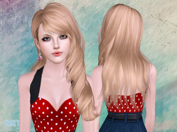 Hairstyle 267 Ady by Skysims by The Sims Resource for Sims 3