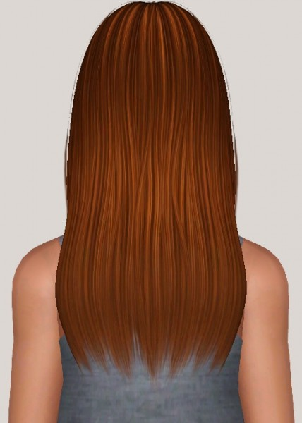 Ade Darma's Iggy hairstyle retextured by Someone take photoshop away from me for Sims 3