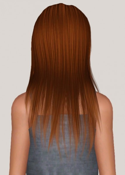 Newsea`s Poisson hair choped and retextured by Someone take photoshop away from me for Sims 3