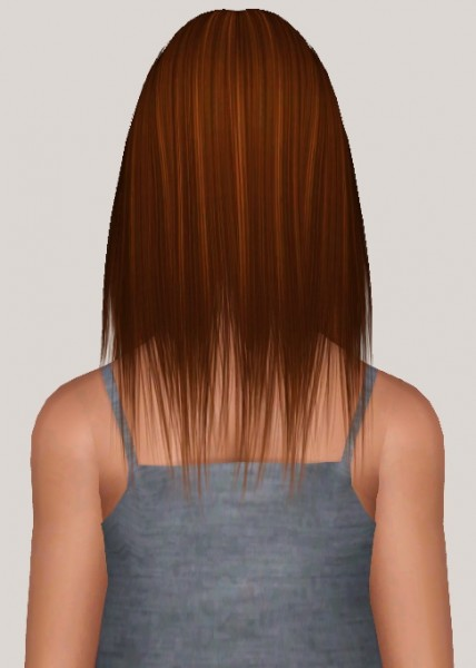 Nightcrawler`s 02 hairstyle choped and retextured by Someone take photoshop away from me for Sims 3