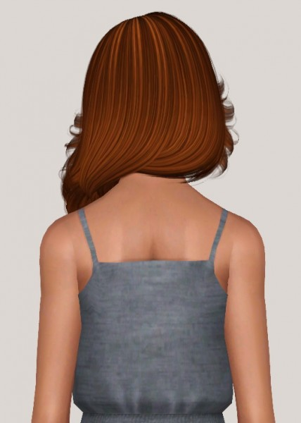 Nightcrawler`s Pearl and Silver hairstyle retextured by Someone take photoshop away from me for Sims 3