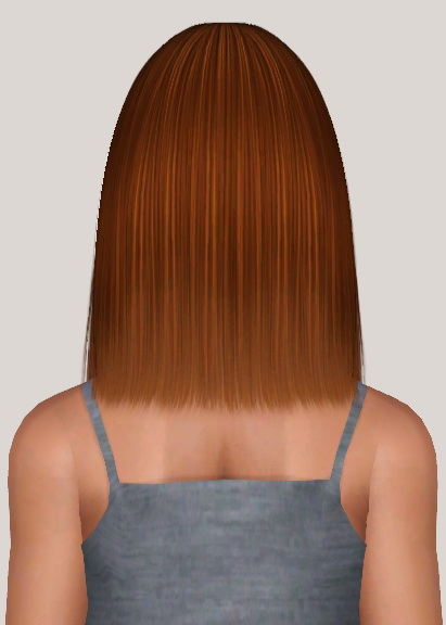 Nightcrawler`s Antoinette hairstyle retextured by Someone take photoshop away from me for Sims 3