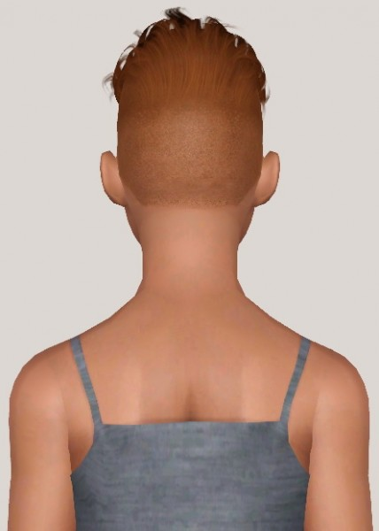Anto`s Harmony hairstyle retextured by Someone take photoshop away from me for Sims 3