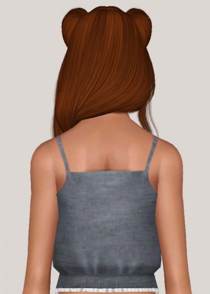 Leahlillith`s Dreamcatcher and Souls Hair Retextured by Someone take photoshop away from me for Sims 3