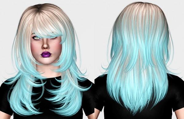 Hair retextured dump part 1 by Chantel Sims for Sims 3