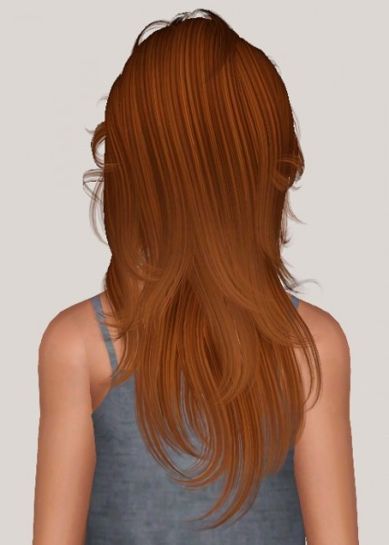 Newsea`s Jackdaw hair retextured by Someone take photoshop away from me for Sims 3