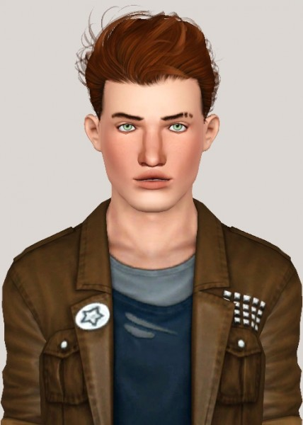 Newsea`s Robin hair retextured by Someone take photoshop away from me for Sims 3