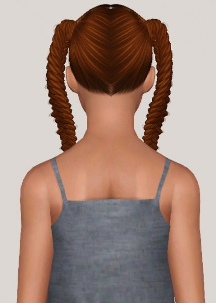 LeahLillith DreamChase and Heartburn Hairstyle retextured by Someone take photoshop away from me for Sims 3